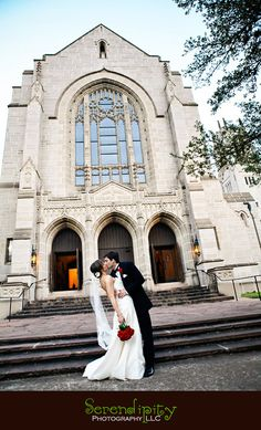 St. Paul's United Methodist Church Wedding Photography – Lauren Taylor Part 1