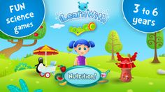 nutrition app for kids