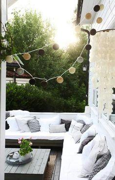 Pallets love garden