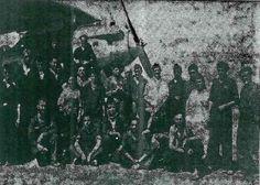 Pilotos del aeródromo de Los Alcázares durante la Guerra Civil Murcia, City Photo, Painting, War, Lineman, Pilots, Naturaleza, Art, Painting Art