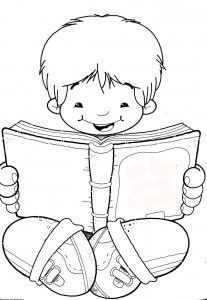 Many children reading coloring pages Colouring Pages, Coloring Sheets, Adult Coloring, Coloring Books, Kids Coloring, Human Drawing, Line Drawing, Clipart Boy, Book Clip Art