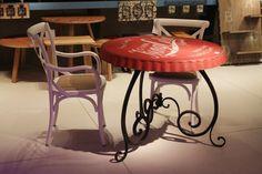 Do vintage ao futurista, feira de luxo apresenta tendências de decoração (25 a 28/07/12) - Casa e Decoração - UOL Mulher