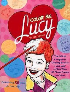1000 images about love lucy on pinterest lucille ball for I love lucy coloring pages