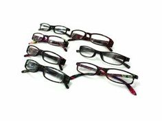 Reading Glasses, Assorted Designs And Powers - pack of 24 by KOLE IMPORTS. $37.02. It's a fact of age - at some point we'll need reading glasses. Customers don't have to pay optometrist prices, however, when affordable reading glasses like these are available. Selection includes assorted powers and assorted designs.