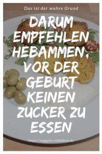 Louwen Diät – Ernährung für eine einfache Geburt – Rubbelbatz-Magazin