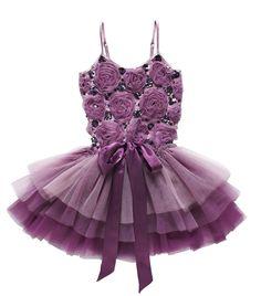 Tutu Du Monde Violet Sugar Plum Fairy Tutu