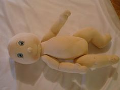 Artes da Eliana: Meus bebês modelados e articulados