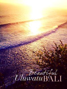 Beautiful Bali Experience: Part 2 The Magic Hour of Golden Uluwatu