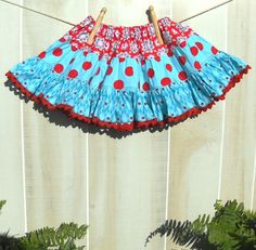 infant 3 tier skirt | SEW FESTIVE Tiered Skirt PDF Pattern - Size 2t-14 Child - Easy Sewing ...