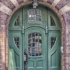 Art Deco entry | Fine Archecture | Doorway Love | #VintageBeginsHere #RubyLane fineartamerica