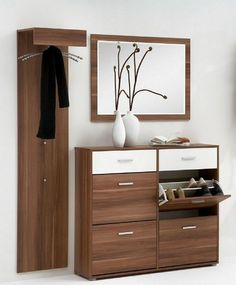 Creative shoe cabinet design for a ordinary and exceptional agent Creative shoe rack design for an ordinary and exceptional Medium Entryway Cabinet, Entryway Shoe Storage, Shoe Storage Cabinet, Entryway Decor, Shoe Storage Design, Shoe Cabinet Design, Rack Design, Home Furniture, Furniture Design
