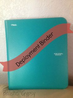 Ballistic Gypsy: Deployment 101. Deployment Binder    We had these passed out during one of the deployments and was such an awesome tool! ~Laci Marines Girlfriend, Army Girlfriend Quotes, Navy Girlfriend, Airforce Wife, Usmc, Army Boyfriend Gifts, Army Mom Quotes, Marine Boyfriend, Air Force Girlfriend