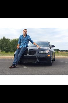 Tyler Small at 21 and his BMW M3 paid for by Vemma