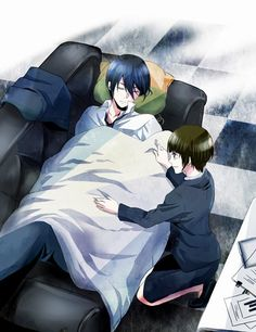 Same, Akane. Same. Wrap him up in a blanket and protect him from all the bad things. http://www.pixiv.net/member.php?id=1109165