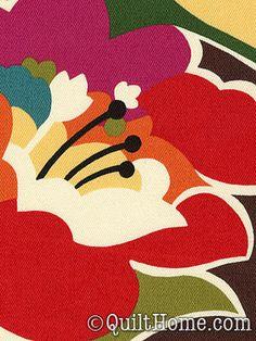 Oh My! Twill 32450-18T Fabric by Sanae