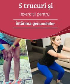 Dacă vrei să ai #genunchii puternici, este #important să ai o #greutate #sănătoasă pentru a nu-i suprasolicita și să te odihnești #corespunzător. Health Fitness, Exercise, Gym, Sports, The Body, Ejercicio, Hs Sports, Excercise, Work Outs