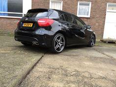 My Mercedes A-class