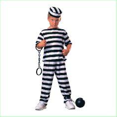 Prisoner Kids Costume Kids Costumes Online www.greenanttoys.com.au