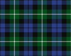 Argyll Campbell Clan TartanWR252