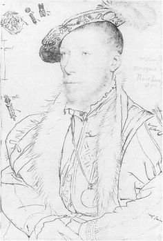 William Parr, Marquess of Northampton. Brother of Catherine Parr