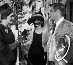 """Ms. Hepburn wore Mr. Givenchy's designs in the movies """"Sabrina,"""" """"Funny Face"""" and """"Breakfast at Tiffany's,"""" among others."""