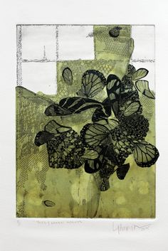 Lina Puerta, 'Tiles and Green Insects', 2015