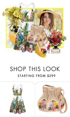 """Без названия #1891"" by kassio67 ❤ liked on Polyvore featuring Kate Spade"