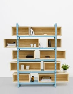 .Ideas on better space use; personal organizers; multi-use, combined design