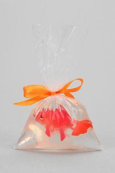 Goldfish Soap great gift idea
