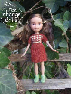 Tree Change Doll 60 OOAK repainted restyled by TreeChangeDolls