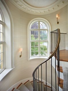 Beautiful details in a Broadmoor residence, Seattle. Stuart Silk Architects | Limited.