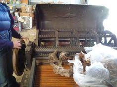 Visit to Yolo Wool Mill | Lauren the Wool Girl