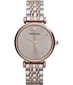 Elegant Emporio Armani Ladies Watches
