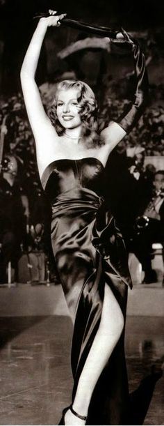 The fabulous Rita Hayworth as 'Gilda'