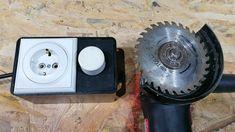 DIY AC Motor Speed Controller for 220V - 2000W Diy Ac, Motor Speed, Angle Grinder, Facebook