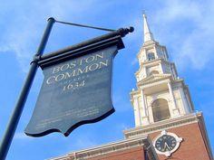 Boston, MA : Boston Commons