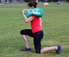 DIY Strength Training Equipment Projects For Your Home Gym: DIY Sandbag