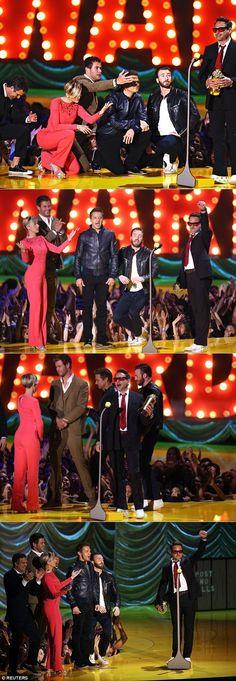 The Avenger cast