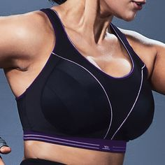 f6beae5e949 Ad  Plus Size Gym Wireless Shockproof Adjustable Straps Professional Sports  Bra For Yoga Jogging