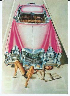 CPM - Carte postale Nugeron série    ILLUSTRATEURS    A.Daniels 1979