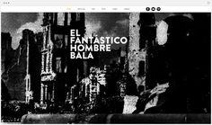 El Fantastico Hombre Bala | Music Group