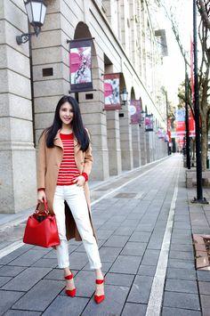 #valentinesday outfit #lovestarloves from @XiyanMu's closet #aquazzura