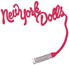 new york dolls logo