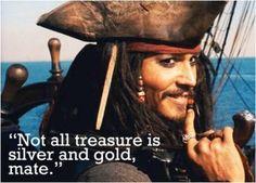 I found my treasure!