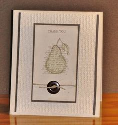 CAS179 For Ruth by sue28 - Cards and Paper Crafts at Splitcoaststampers