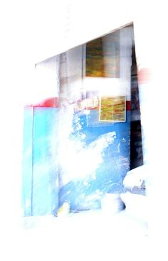 by Manuel Souillac / abstract photography, garage, Buenos Aires, Argentina