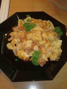 tonnikalapasta (bearnaise) vuoka 20 Min, Cauliflower, Macaroni And Cheese, Food And Drink, Pasta, Homemade, Chicken, Meat, Vegetables