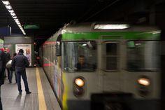 Métro Milan, Train, Vehicles, Zug, Rolling Stock, Strollers, Vehicle, Tools