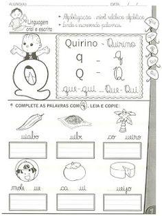 Espaço Professor: Conjunto de atividades para alfabetização sílabas simples