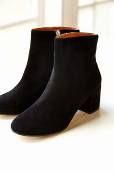 Urban Outfitters Thelma Suede Ankle Boots
